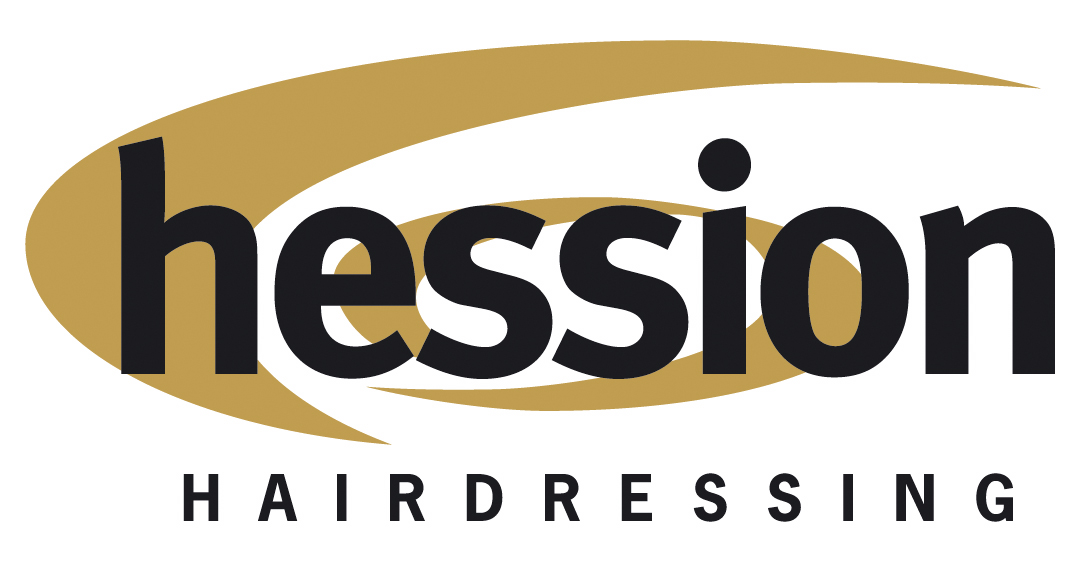 Hession logo Black and Gold
