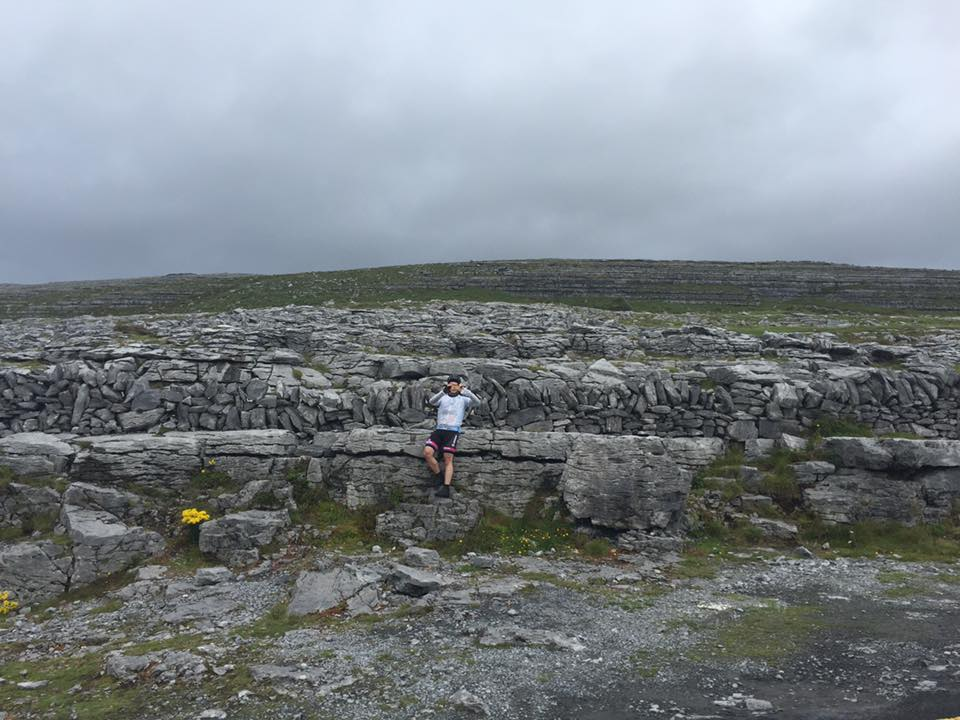 Lost in The Burren