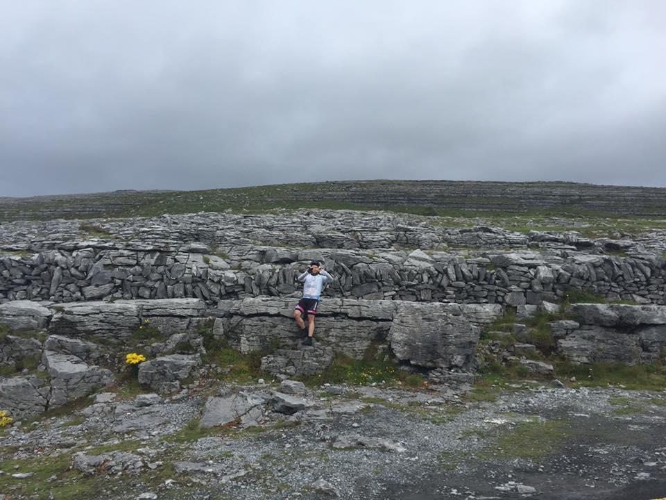 Lost in The Burren